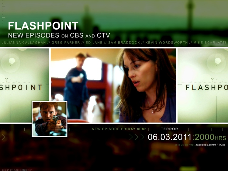 Flashpoint Episode 3x10: Terror