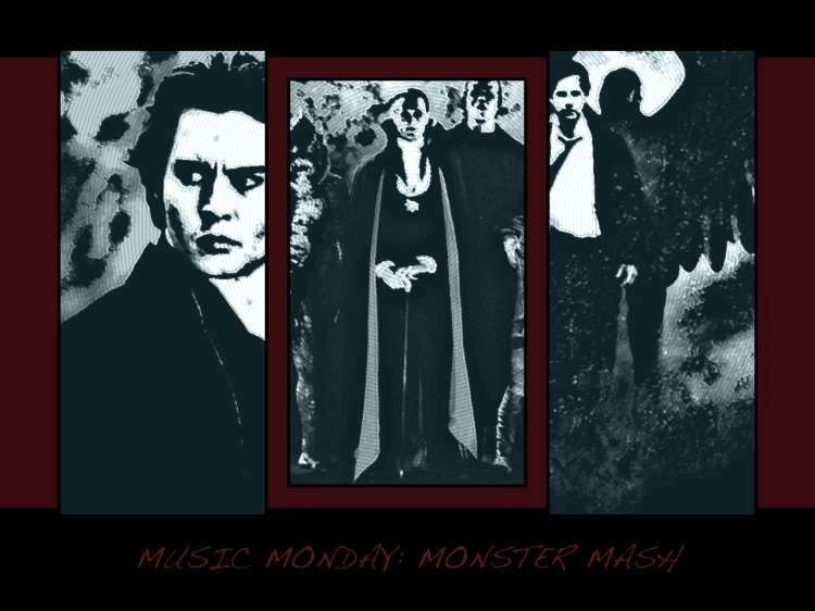 Monster Mash ft. Sleepy Hollow, The Monster Squad, and Constantine