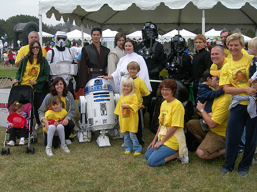 Walk Now for Autism (Irvine, 2007)